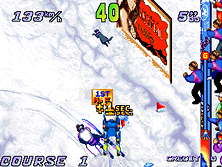 Thumb image for Extreme Downhill (v1.5) mame emulator game