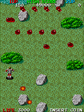 Thumb image for Extermination (Japan) mame emulator game