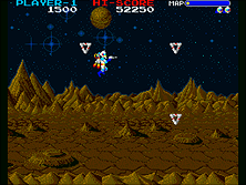 Thumb image for Exzisus (Japan) mame emulator game