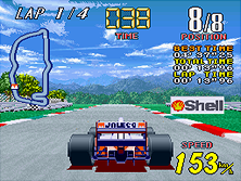 Thumb image for Grand Prix Star mame emulator game