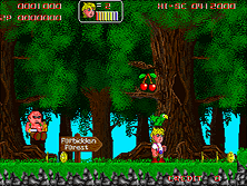Thumb image for Fantasy Land (set 2) mame emulator game