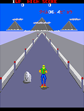Thumb image for Fighting Roller mame emulator game