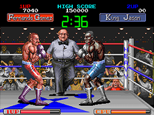 Thumb image for Final Blow (Japan) mame emulator game