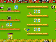 Thumb image for Flicky (128k Version, System 2, 315-5051) mame emulator game