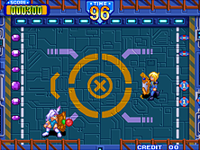 Thumb image for Battle Flip Shot mame emulator game