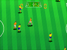 Thumb image for Football Champ (World) mame emulator game