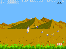 Thumb image for Aeroboto mame emulator game