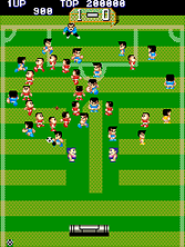 Thumb image for Free Kick mame emulator game
