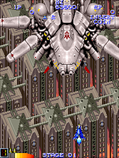 Thumb image for Final Star Force (US) mame emulator game