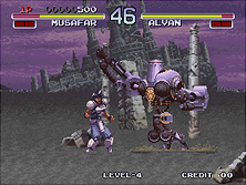 Thumb image for Galaxy Fight - Universal Warriors mame emulator game