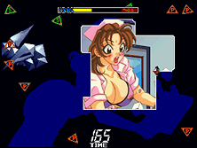 Thumb image for Gals Panic S - Extra Edition (Japan) mame emulator game