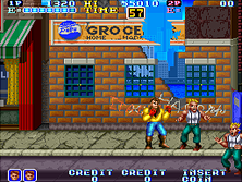 Thumb image for Gang Wars (bootleg) mame emulator game