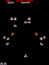 Thumb image for Galaga 3 (rev. C) mame emulator game