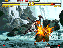 Thumb image for Garou - Mark of the Wolves (set 1) mame emulator game