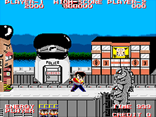 Thumb image for Ginga NinkyouDen (set 2) mame emulator game