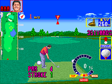 Thumb image for Golfing Greats mame emulator game