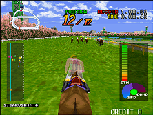 Thumb image for Gallop Racer (JAPAN Ver 9.01.12) mame emulator game
