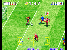 Thumb image for Goal! Goal! Goal! mame emulator game