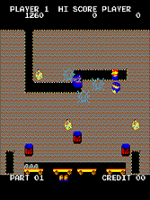 Thumb image for Gold Bug mame emulator game