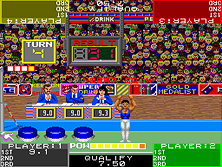 Thumb image for Gold Medalist (alt) mame emulator game