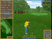 Thumb image for Golden Par Golf (Joystick, V1.1) mame emulator game