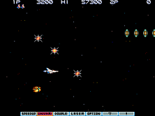 Thumb image for Gradius III (Asia) mame emulator game