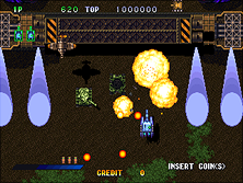Thumb image for Guardian Force (JUET 980318 V0.105) mame emulator game