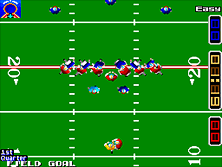 Thumb image for Gridiron Fight mame emulator game