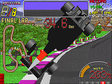 Thumb image for Ground Effects / Super Ground Effects (Japan) mame emulator game