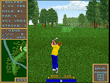 Thumb image for Golden Tee Golf (Trackball, v1.0) mame emulator game