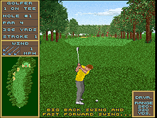 Thumb image for Golden Tee Golf II (Trackball, V1.1) mame emulator game