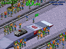 Thumb image for Great 1000 Miles Rally: U.S.A Version! (94/09/06) mame emulator game