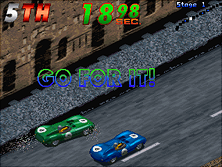 Thumb image for Great 1000 Miles Rally 2 USA (95/05/18) mame emulator game