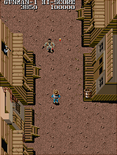 Thumb image for Gun.Smoke (US set 1) mame emulator game
