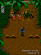 Thumb image for Guerrilla War (Joystick hack bootleg) mame emulator game
