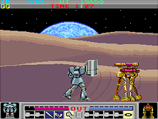 Thumb image for Galactic Warriors mame emulator game