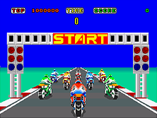 Thumb image for Hang-On (Rev A) mame emulator game