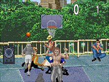 Thumb image for Hard Dunk (Japan) mame emulator game
