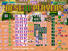 Thumb image for Heated Barrel (US) mame emulator game