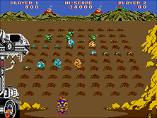 Thumb image for Hole Land mame emulator game