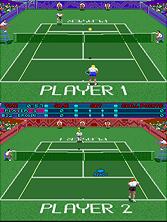 Thumb image for Hot Shots Tennis (V1.0) mame emulator game