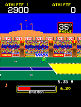 Thumb image for Herbie at the Olympics (DK conversion) mame emulator game