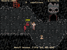 Thumb image for Indiana Jones and the Temple of Doom (Cocktail) mame emulator game
