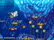 Thumb image for In The Hunt (US) mame emulator game
