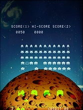 Thumb image for Alien Invasion Part II mame emulator game