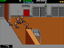 Thumb image for Jail Break mame emulator game