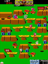 Thumb image for Jumping Jack mame emulator game