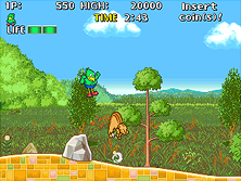 Thumb image for J. J. Squawkers mame emulator game