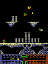 Thumb image for Joust 2 - Survival of the Fittest (set 1) mame emulator game