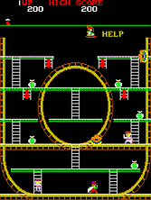 Thumb image for Jump Coaster mame emulator game